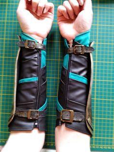 The Gothic Body - Loki's armour