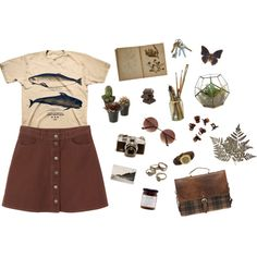 museum by treeriam on Polyvore