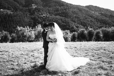 © Memory Wedding Tuscany Patricia & Robert.  Country-Chic Wedding