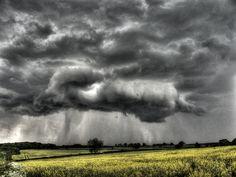 Ian Parry Photography: Storm over Rape