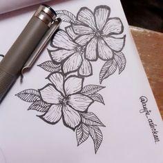 drawing simple easy draw tatoo