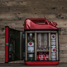 Jerrycan Bar // Red