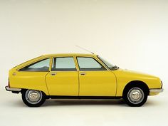 Citroen GS (1970) We had one of these, a Citroen GS Club, around 1977.