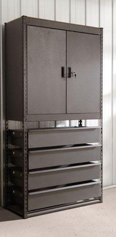 Who's #garage needs some organisation? #storage