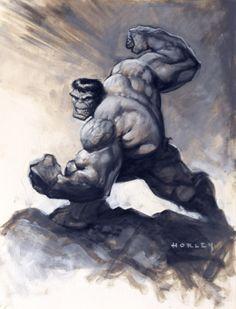 Hulk - Alex Horley