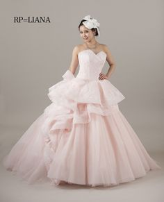LIANA pink Girls Dresses, Flower Girl Dresses, Wedding Dresses, Pink, Color, Fashion, Ball Gown, Gowns, Dresses Of Girls