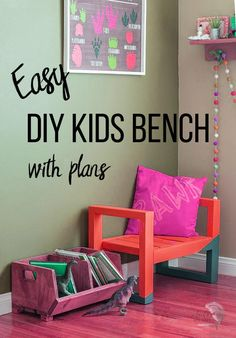 Woodworking Projects Diy Man Cave So cute! Learn how to make a DIY Kids bench using $10 in lumber. Easy quick beginner project! This diy kids bench seat is perfect for indoors or outdoors. #anikasdiylife #woodworking #kidsfurniture.Woodworking Projects Diy Man Cave  So cute! Learn how to make a DIY Kids bench using $10 in lumber. Easy quick beginner project! This diy kids bench seat is perfect for indoors or outdoors. #anikasdiylife #woodworking #kidsfurniture Woodworking Shop Layout, Woodworking Projects That Sell, Fine Woodworking, Green Woodworking, Japanese Woodworking, Router Woodworking, Selling Furniture, Building Furniture, Kids Bench
