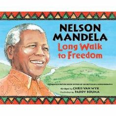 Perhaps the greatest man of our time has passed. Did you know there's a picture book version of his autobiography?