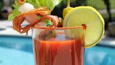 Mary has met her match! Blogger Cooking with Sugar shares her special bacon Bloody Mary recipe. The Smoky Bacon Bloody Mary is a star for sure.