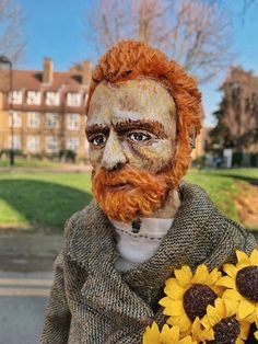 [New] The 10 Best Art Today (with Pictures) - Van Gogh Puppet by Vincent Van Gogh, Van Gogh Art, Art Dolls, Cool Art, Photos, My Arts, Vans, Puppet, Painting