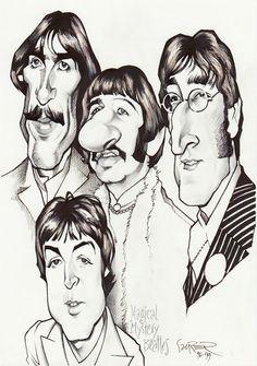 Beatles 'Magical Mystery' by JSaurer on DeviantArt