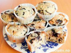 Hvis du vil ha en søt, liten frokost. Eller en søt, liten formiddagsbit. Eller…