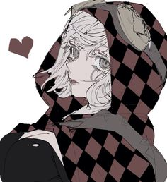Nagito Komaeda, Identity Art, Character Costumes, Bungo Stray Dogs, Anime Art Girl, Cool Girl, Character Design, Fan Art, Image