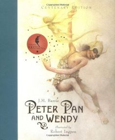 Peter Pan and Wendy by J M Barrie
