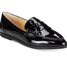 Hp  Micheal Kors Connor Patent Loafers