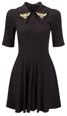 Black Bee Dress *pre-order*