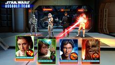 'Star Wars: Assault Team' será el nombre del próximo juego de Disney para iOS basado en Star Wars EsferaiPhone