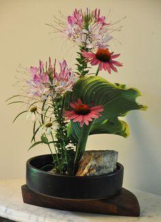 Ikebana July 21, 2014 | Flickr - Photo Sharing!