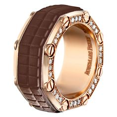 Audemars Piguet Jewelry Women's Royal Oak Offshore Ring BG0724-OKU-53-G031
