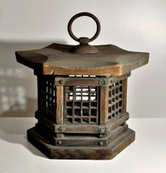 Japanese Wooden Lantern Outdoor Projects To Try Pinterest
