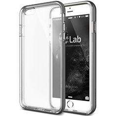 iPhone 6 Case Verus Crystal Bumper Steel Silver Clear Drop Protection for sale online 6s Plus Case, 6 Case, Ipad, Unlocked Phones, Apple Iphone 6, Phone Cases, Steel, Drop, Crystals