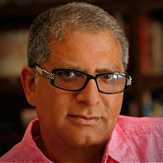 Deepak Chopra - scroll down for his method to calm yourself and connect with your soul: 5 steps to initiate a simple meditation.