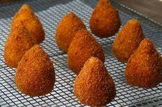 Brazilian Chicken Croquettes (Coxinha)