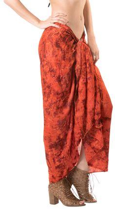 5bf3a32010d5f Bathing Suit Wrap Women Beach Sarong Tie Dye 78