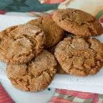 Gingersnaps -- Spicy and Crunchy