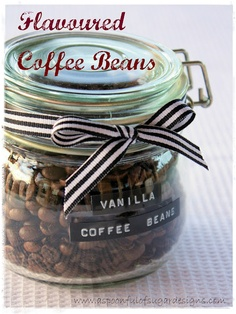 Flavoured Coffee Beans