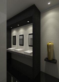 Muro Detrás Del Espejo Imagica BrownDaltile Muros En Regadera - Daltile scranton