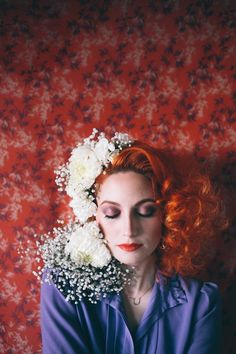 All The Flowers: An Inspiration Shoot / Woodnote Photography for Darling Magazine