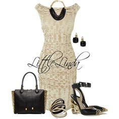Wacky Wedges. #womens fashion #cocktail attire