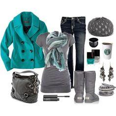 Outfits de invierno.