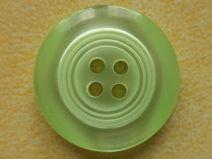 13 Knöpfe hellgrün 18mm (4495-2)Jackenknöpfe Knopf