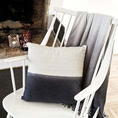 SHADE blanket and cushion