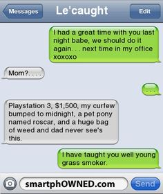 The 18 Dumbest Texts Ever - Autocorrect Fails and Funny Text Messages - SmartphOWNED