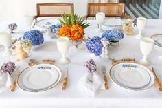 Mesa almoço de páscoa por Kasa 57