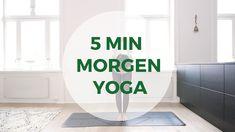 5 min morgen yoga