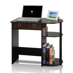 Laptop Notebook Computer PC Station Desk Table Organizer Home Decor Furniture