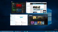 Windows 10 permitirá fixar mesma janela em todas as áreas de trabalho