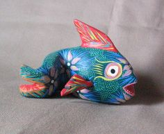 blue pescado by Teyacapan, via Flickr