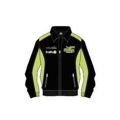 Alanic Global, reputed manufacturer, offers best quality of black and soft green running jacket at wholesale rate in USA, Australia and Canada.