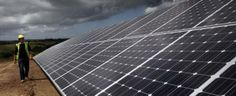 Breakthrough in solar panel manufacture promises cheap energy within a decade - Science - News - The Independent