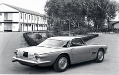 Maserati 5000 GT Indianapolis by Allemano (1961)