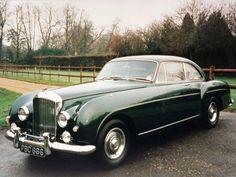 Bentley S1 Continental 1956.