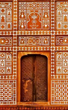 Tomb of Jahangir - Lahore, Punjab, Pakistan