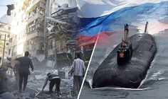 Russian Nuclear Submarines Approach Aleppo http://andrewtheprophet.com/blog/2016/10/31/russian-nuclear-submarines-approach-aleppo/