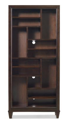 Bookshelf  from Hooker Furniture @Kristin Hooker Furniture