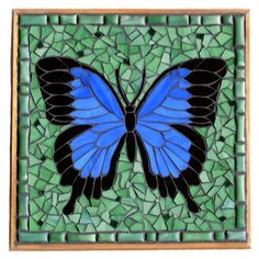 Ulysses Butterfly by Mystic-Mosaics. I'll post mine when I create it